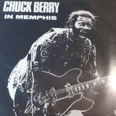 Discos de vinilo: CHUCK BERRY IN MEMPHIS. Lote 214357686