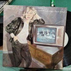 Discos de vinilo: LP ORIG USA JONI MITCHELL WILD THINGS RUN FAST VG++. Lote 214366018