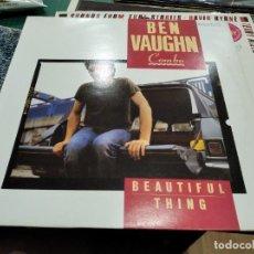 Discos de vinilo: LP BEN VAUGHN COMBO BEAUTIFUL THING. Lote 214370300