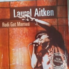 Discos de vinilo: LAUREL AITKEN VOL. 5 RUDI GOT MARRIED REGGAE SKA ALEMANIA 2002 VG++. Lote 214378688