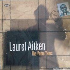 Discos de vinilo: LAUREL AITKEN VOL. 1 THE PAMA YEARS REGGAE SKA ALEMANIA 1998 VG++. Lote 214379862