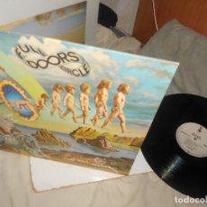 Dischi in vinile: THE DOORS FULL CIRCLE 1972 ED. GERMANY, BLUES ROCK, PSICODEIA, GATEFOLD, COMO NUEVO. Lote 214386385