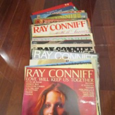 Discos de vinilo: COLECCIÓN 39 LP RAY CONNIFF. Lote 214389570