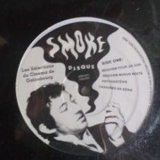 Discos de vinilo: SERGE GAINSBOURG LES SELECTIONS DU CINEMA 60'S SOUL JAZZ FUNK PSICODELIA CHANSON FRANCIA 2004 VG++. Lote 214391648