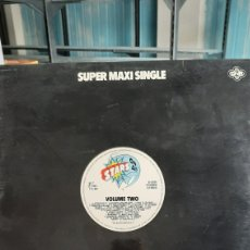 Discos de vinilo: STARS ON 45 VOLME II 'SUPER MAXI SINGLE' 1981 MAXI45. Lote 214404050