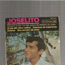 Discos de vinilo: JOSELITO ZORZICO. Lote 214411813