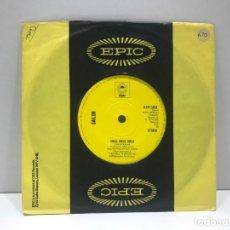 Discos de vinilo: SAILOR - GIRLS, GIRLS, GIRLS / JACARANDA - SINGLE 1975. Lote 214422288