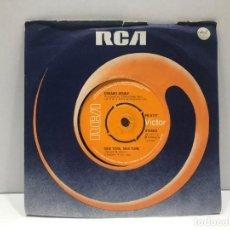 Discos de vinilo: GERARD KENNY -NEW YORK, NEW YORK / I´M LEAVING HOME AGAIN - SINGLE 1978. Lote 214422367