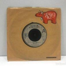 Discos de vinilo: RICK DEES AND HIS CAST OF IDIOTS - DISCO DUCK 1 / DISCO DUCK 2 - SINGLE 1974. Lote 214422787