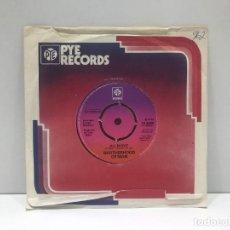 Discos de vinilo: BROTHERHOOD OF MAN - ANGELO / ALL NIGHT - SINGLE 1977. Lote 214423121
