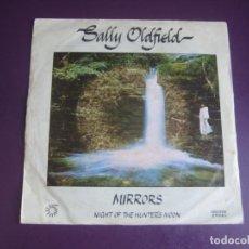 Discos de vinilo: SALLY OLDFIELD SG BRONZE 1979 - MIRRORS +1 - CON USO, NADA GRAVE - FOLK POP 70'S 80'S. Lote 214433403