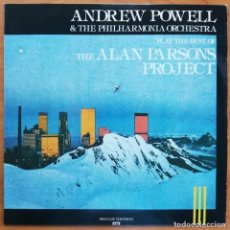 Discos de vinilo: ANDREW POWELL - PLAY THE BEST OF THE ALAN PARSONS PROJECT LP 1983 ED SPAIN. Lote 214442851