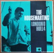 Discos de vinilo: THE HOUSEMARTINS - LONDON 0 HULL 4 LP 1986 PRIMERA EDICIÓN ESPAÑOLA INCLUYE ENCARTE. Lote 214442882