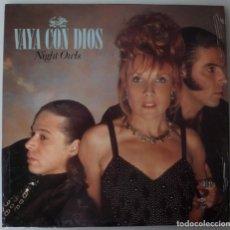 Dischi in vinile: VAYA CON DIOS – NIGHT OWLS (LP ARIOLA 1990 ESPAÑA) MUY BUEN ESTADO. Lote 214444156