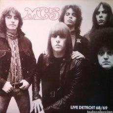 Discos de vinilo: M C 5 LIVE .BUENA EDICION 1988 NUEVO. Lote 214452142