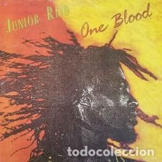 Discos de vinilo: JUNIOR REID - ONE BLOOD. Lote 214465806