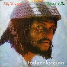 Discos de vinilo: SLY DUNBAR – SLY-GO-VILLE. Lote 214466403
