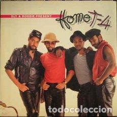 Discos de vinilo: HOME T-4 – SLY & ROBBIE PRESENT HOME T-4. Lote 214466596