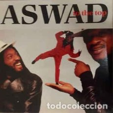 Discos de vinilo: ASWAD – TO THE TOP. Lote 214466757