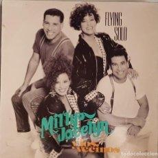 Discos de vinilo: MILLY, JOCELYN & LOS VECINOS - FLYING SOLO. Lote 214490326