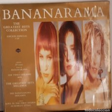 Discos de vinilo: BANANARAMA - THE GREATSEST HITS COLECCTION EDICION ESPECIAL 2 LPS. Lote 214490512