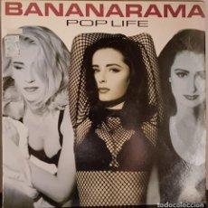 Discos de vinilo: BANANARAMA POP LIFE. Lote 214490677