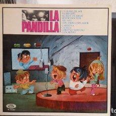 Discos de vinilo: *** LA PANDILLA - UN RAYO DE SOL / CECILIA / CARMINA ...Y OTRAS - LP AÑO 1970 - LEER DESCRIPCIÓN. Lote 214498912