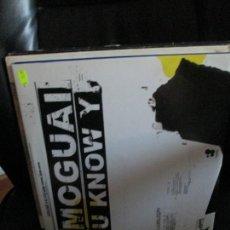 Discos de vinilo: MOGUAI ?– U KNOW Y. Lote 214502750