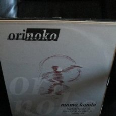 Discos de vinilo: ORINOKO ?– MAMA KONDA (HARDFLOOR & TERRY LEE BROWN JR. REMIXES). Lote 214503036