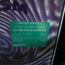 Discos de vinilo: FILL YOUR HEAD WITH PHANTASM. Lote 214503477