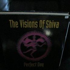 Discos de vinilo: THE VISIONS OF SHIVA ?– PERFECT DAY. Lote 214503767