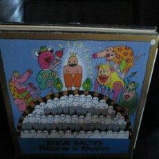 Discos de vinilo: STEVE BALTES ?– PICTURES IN RHYTHM. Lote 214503977