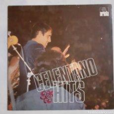 Discos de vinilo: CELENTANO HITS. 85.037-V. ESPAÑA 1971. DISCO EX. CARÁTULA VG+.. Lote 214512205