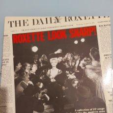 Discos de vinilo: ROXETTE LOOK SHARP LP. Lote 214513335