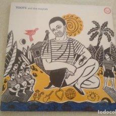 Discos de vinilo: TOOTS & THE MAYTALS REGGAE GREATS LP SPAIN 1985. Lote 214513757
