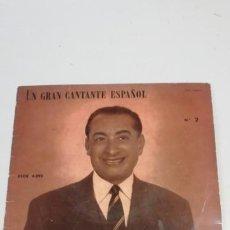 Discos de vinilo: MARCOS REDONDO Y LA ORQUESTA SINFÓNICA ESPAÑOLA – UN GRAN CANTANTE ESPAÑOL. Lote 214517920