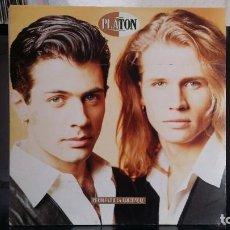 Discos de vinilo: *** PLATON - PERDIENDO LA INOCENCIA - LP AÑO 1992 - LEER DESCRIPCIÓN. Lote 214523696