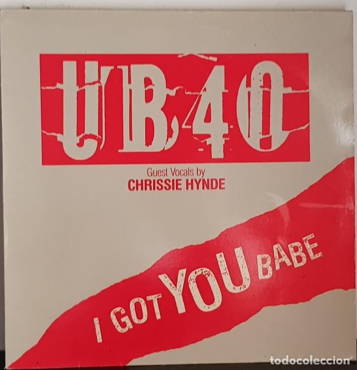 UB40 - I GOT YOU BABE (Música - Discos de Vinilo - Maxi Singles - Reggae - Ska)