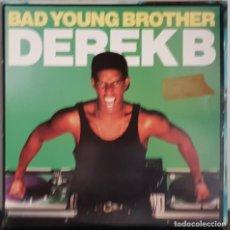 Discos de vinilo: BAD YOUNG BROTHER - DEREKB. Lote 214526326