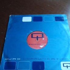 Discos de vinilo: THE FREAK & MAC ZIMMS – SUBMISSION-LP-QUAD COMMUNICATIONS – QC002-UK 1997-ELECTR PROGRESSIVE HOUSE. Lote 214527400