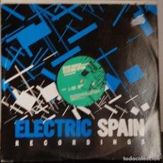 Discos de vinilo: JESSE GARCIA - ELECTRONIC SPAIN - CHECK IT OUT BRO!. Lote 214527978