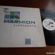 Discos de vinilo: MARMION – SCHÖNEBERG-LP GERMANY- SUPERSTITION – SUPER SPECIAL 2817-ELECTRONIC TRANCE. Lote 214528223