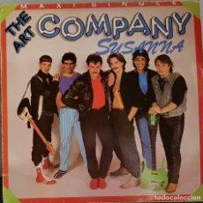Disques de vinyle: THE ART COMPANY - SUSANNA. Lote 214528321