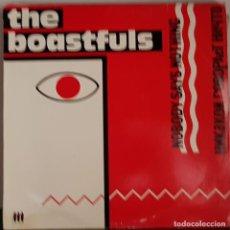 Discos de vinilo: THE BOASTFULS - NOBODY SAYS NOTHING - MORROCO VERSION. Lote 214530056