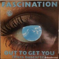 Discos de vinilo: FASCINATION - UOT TO GET YOU - PARA BUSCARTE. Lote 214530625