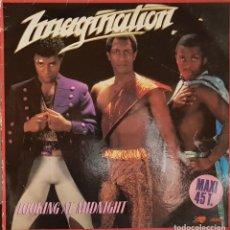 Discos de vinilo: IMAGINATION - LOOKING AT MIDNIGHT. Lote 214531425