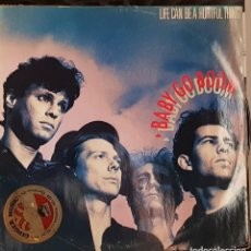 Discos de vinilo: LIFE CAN BE A HURTFUL THING - BABY GO BOOM. Lote 214531747