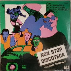 Discos de vinilo: JESSE GREEN - MINA SHEILA B. DEVOTION - ALAN PARSON PROJECT - NON-STOP DISCOTECA. Lote 214532186