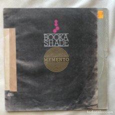 Discos de vinilo: BOOKA SHADE MEMENTO GAT 2LP BUNISIMO DISCO. Lote 214535267