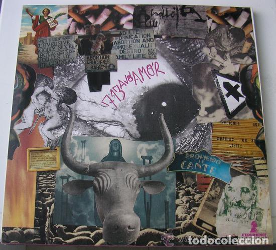 713AVO AMOR – A VECES EL DOLOR - LP 1993 A ESTRENAR (Música - Discos - LP Vinilo - Grupos Españoles de los 90 a la actualidad)